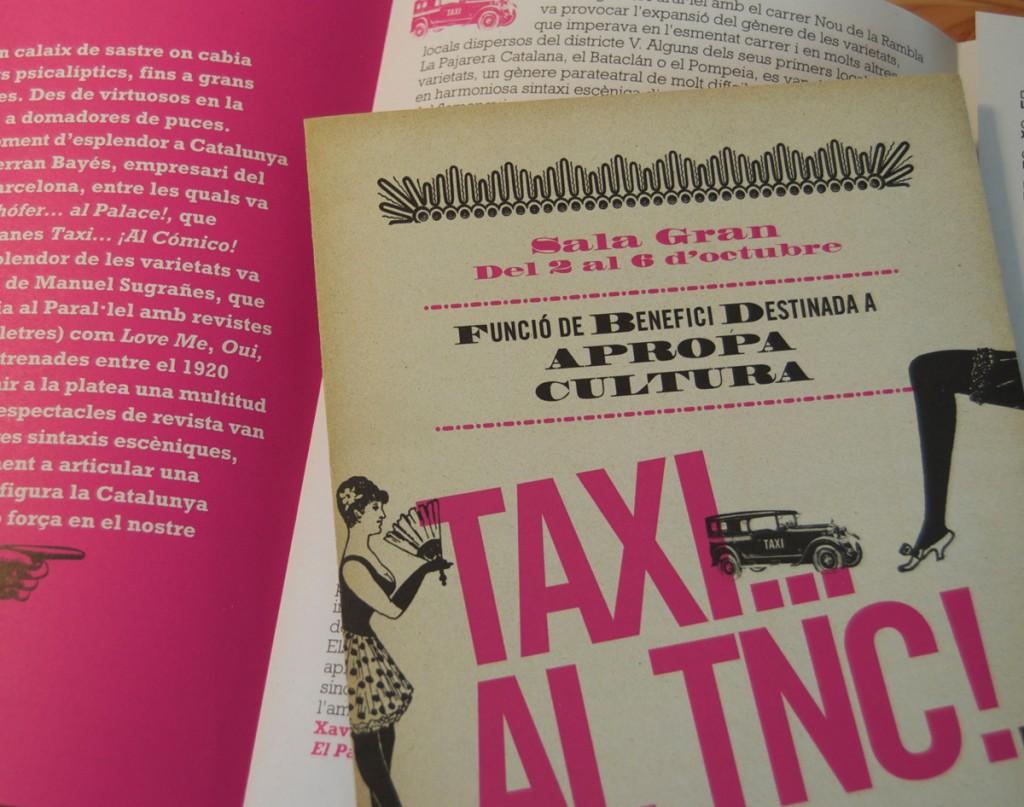 Taxi...al TNC!