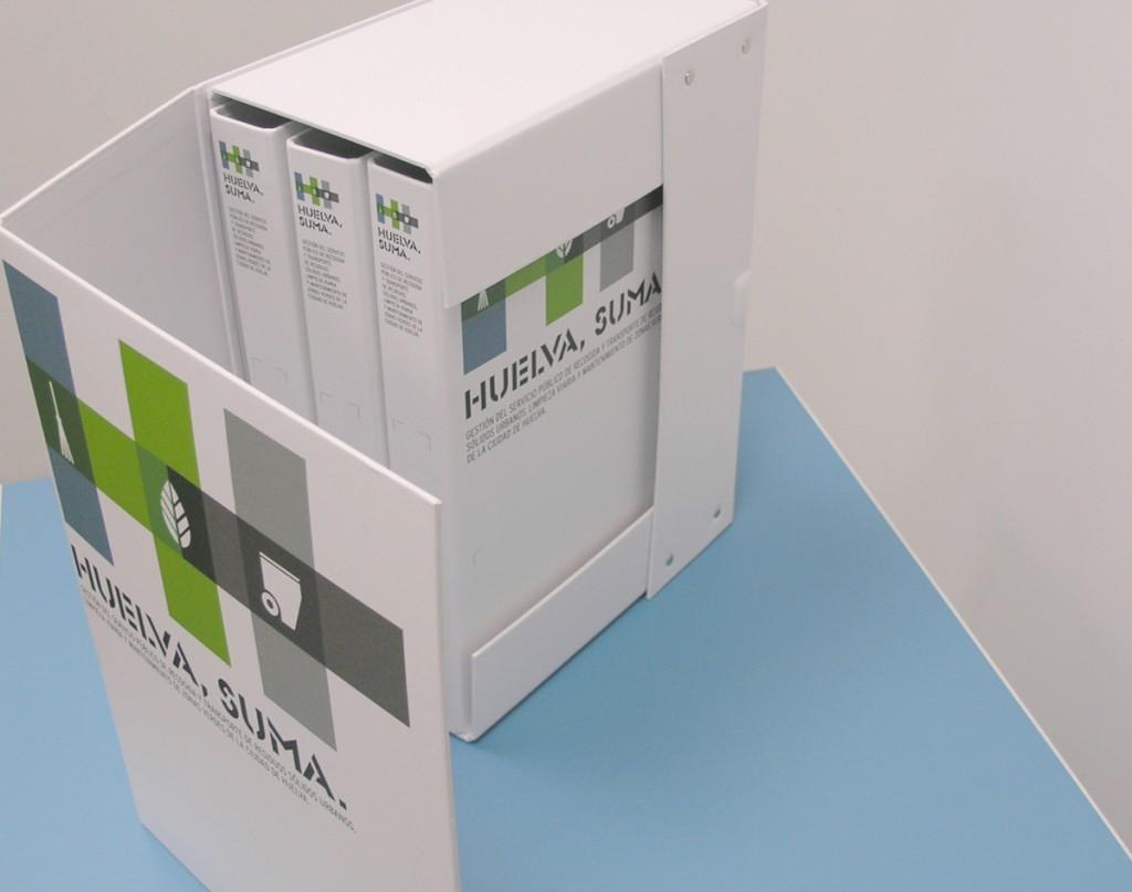 Cespa Huelva caja abierta