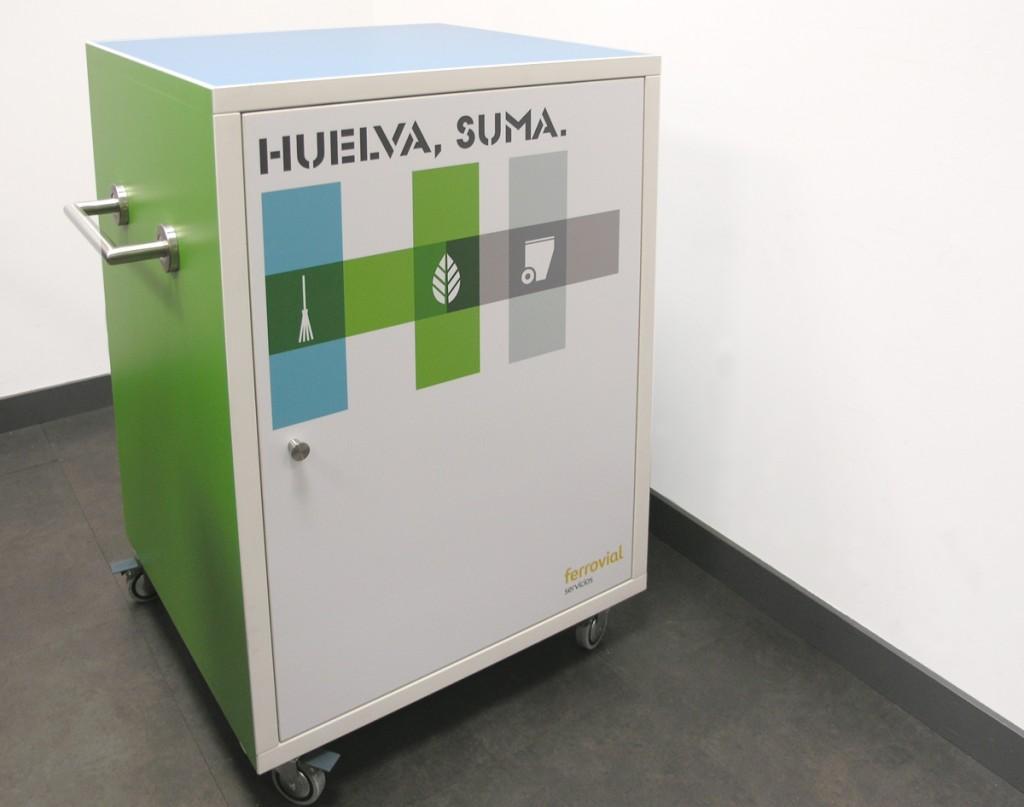 Cespa Huelva contenedor