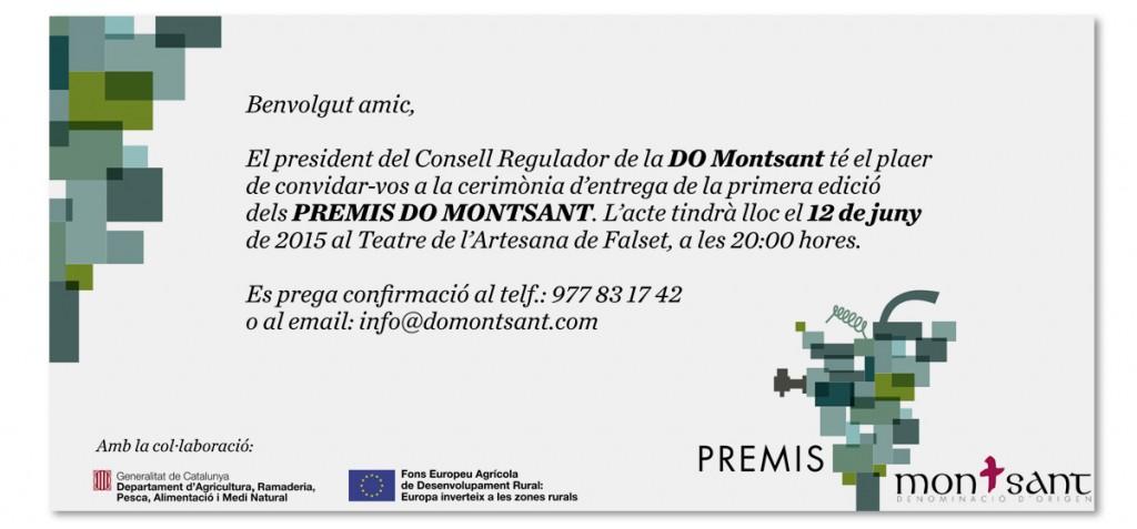 Invitacio Montsant