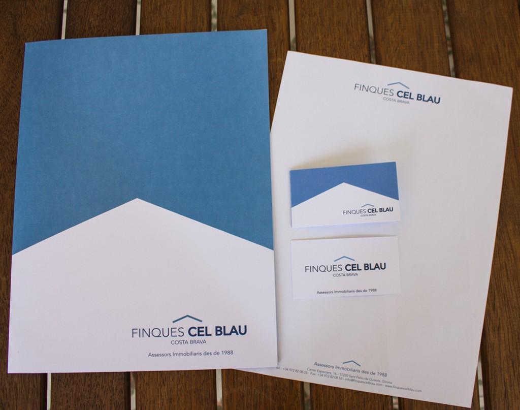 Papereria Cel Blau